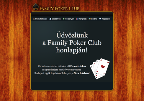Family Poker Club