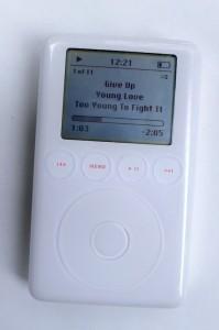 iPod 3G