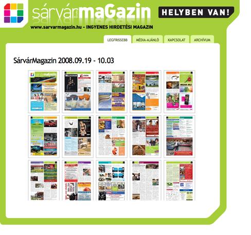 SárvárMagazin